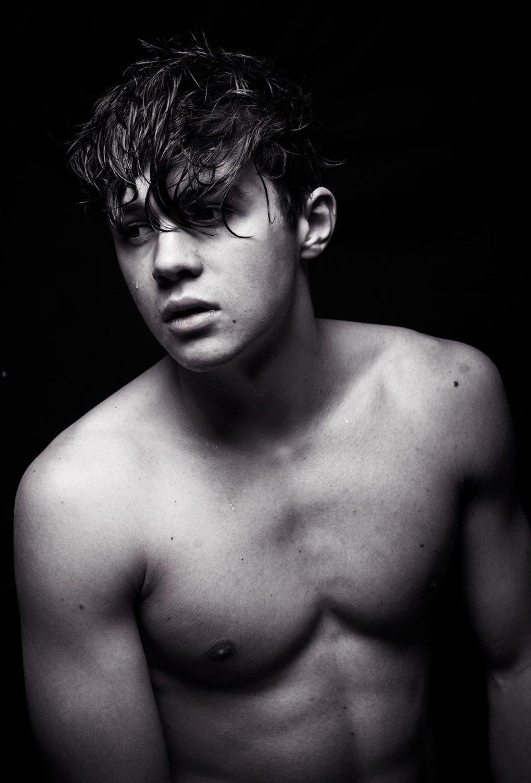 Teen topless