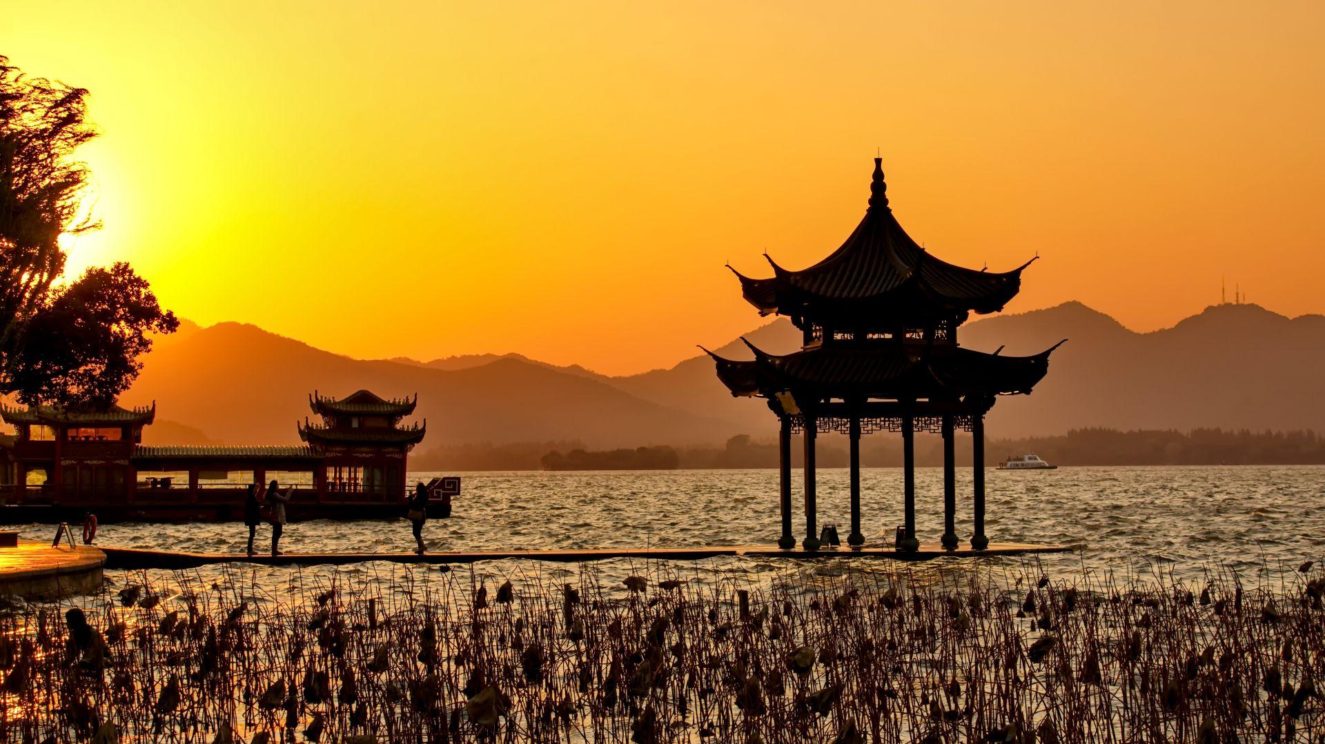Chinese Sunset